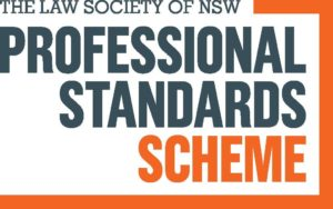 """Liability limited by a scheme approved under Professional Standards Legislation."""
